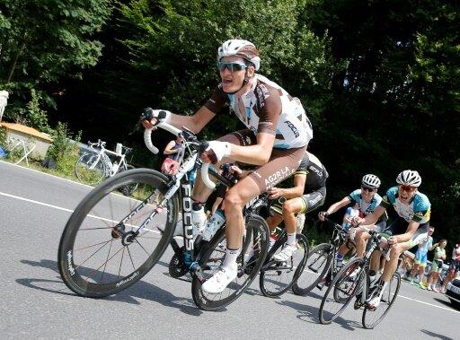 Nico Denz hat seinen ersten Sieg als Radprofi geholt