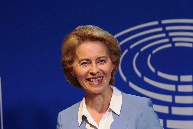 Ursula von der Leyen - Kandidatin für den Vorsitz der EU-Kommission