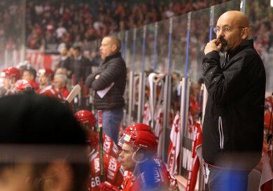 Trainer Daniel Naud verlässt die Eispiraten Crimmitschau nach einer Saison wieder.