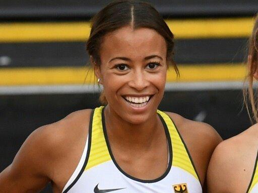 Sprinterin Tatjana Pinto mit Weltjahresbestleistung