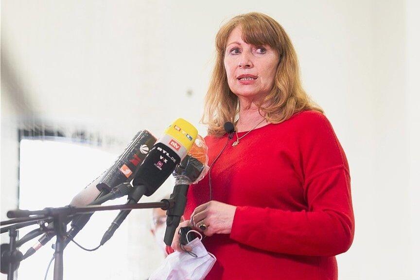 Petra Köpping - Gesundheitsministerin in Sachsen