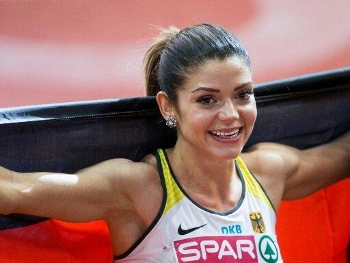 Pamela Dutkiewicz wird in Berlin Zweite
