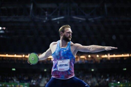 Hallen-ISTAF: Rang zwei für Robert Harting