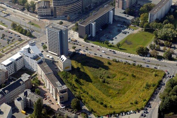 Chemnitz: Stadtratsmehrheit für Technisches Rathaus im Conti-Loch