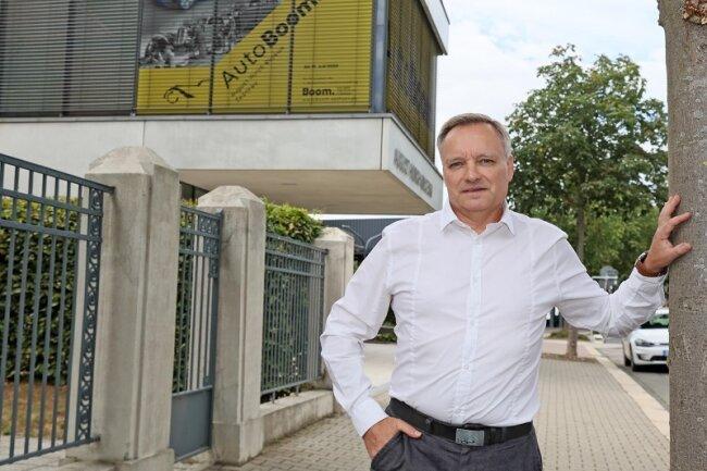 OB-Kandidat Andreas Gerold zieht seine Kandidatur vor dem zweiten Wahlgang zurück.