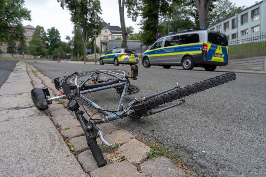Fahrradfahrer verletzt sich schwer