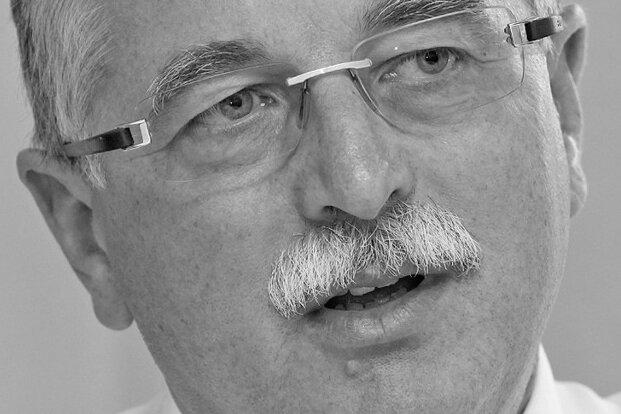 Zwickauer Baubürgermeister Rainer Dietrich stirbt in den Alpen