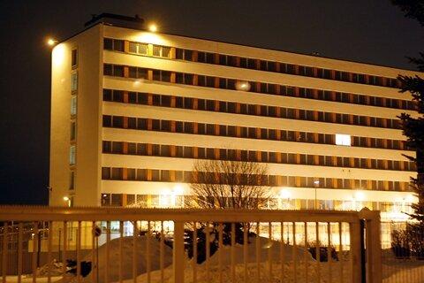 Dienstagabend im Gefängnis Reichenhain in Chemnitz.