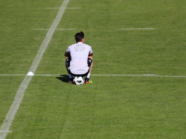 Mesut Özil will nicht mehr für das deutsche Fußball-Nationalteam spielen.