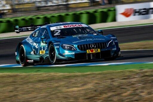 Gary Paffett holt sich seinen zweiten DTM-Fahrertitel