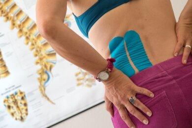 Schmerzen im Bewegungsapparat rangieren in Westsachsen weit vorn bei den Krankschreibungen. Tendenz steigend.