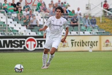 Der 19-jährige Johan Gómez wechselt zum FSV Zwickau.