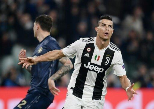 Ronaldo trifft zum 124. Mal in der Champions League