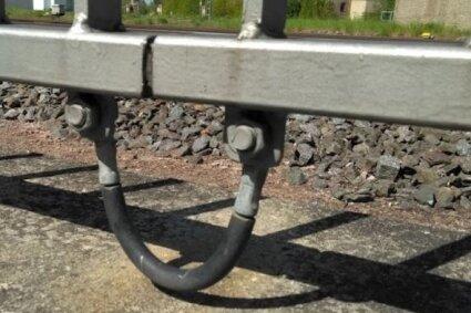 Hat sich im elektrischen Bahnbetrieb bestens bewährt: die Bahnerdung.