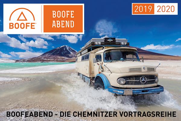 BOOFEABEND - Die Chemnitzer Vortragsreihe 2019/20