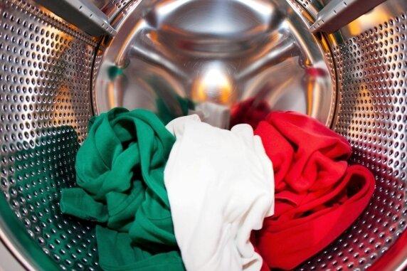 Wenig Wäsche kostet am Ende mehr.