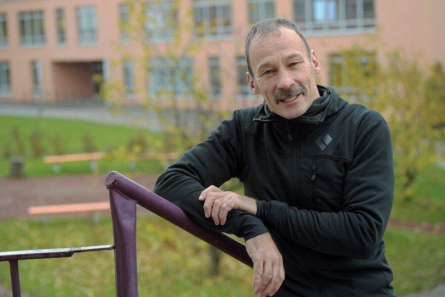 Heiko Schinkitz vom Sportbund Chemnitz will in diesem Jahr andere Wege zur Sportlerehrung gehen.