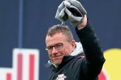 Ralf Rangnick verlässt RB, wird die Leipziger aber weiter beraten.