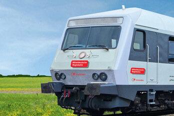 Nach Leipzig künftig im modernisierten Reichsbahnwagen
