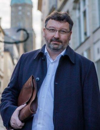 Dr. Olaf Richter: seit Juni 2011 Superintendent des Kirchenbezirks Annaberg, zu dem auch der Altkreis Stollberg gehört.