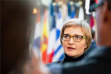 Franziska Brantner - Grünen-Europapolitikerin
