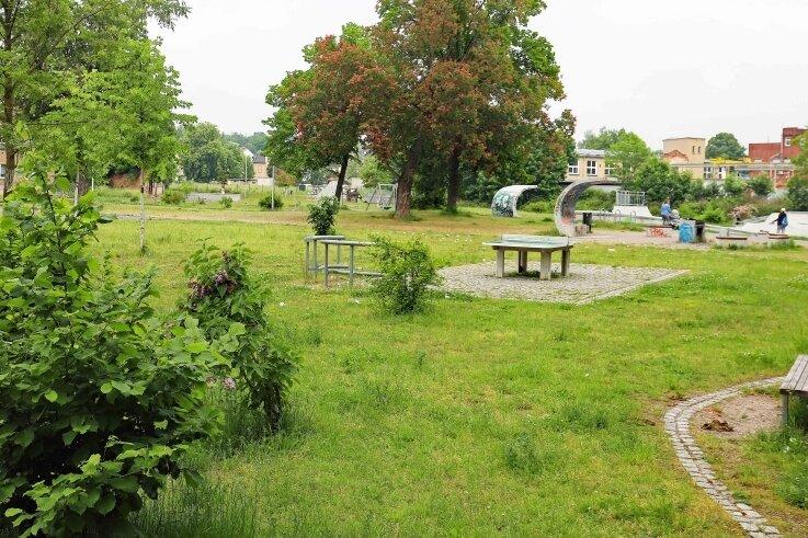 Die Stadt will den Schützenplatz weiter aufwerten. Deshalb sollen weitere Spiel- und Sportangebote in dem Areal geschaffen werden.