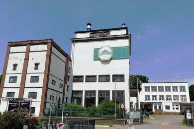 In der alten Braustolz-Brauerei entstehen Wohnungen. Die historische Bausubstanz soll laut Investor teils erhalten bleiben.