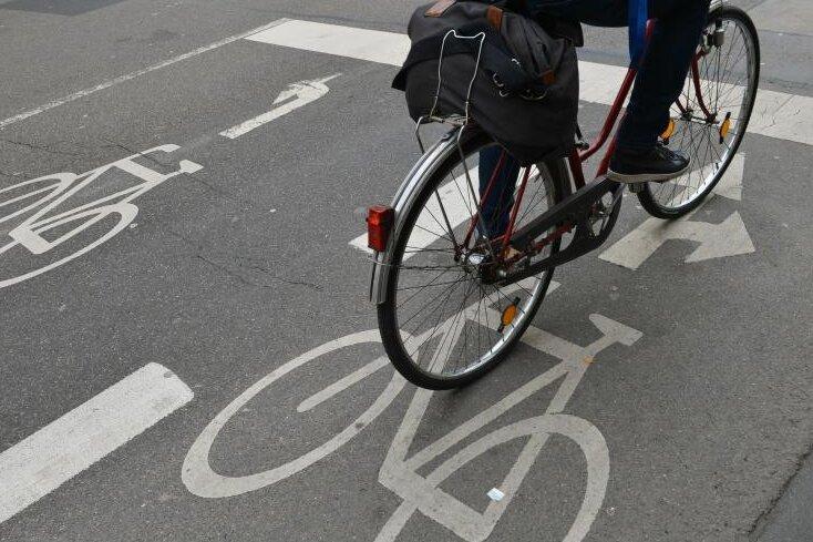 Wie es in Mittweida mit dem Radwegkonzept weitergeht