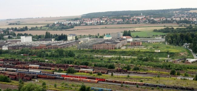 """<p class=""""artikelinhalt"""">Das RAW-Gelände im August 2009. Damals ging man noch davon aus, dass hier ein Autoterminal entsteht. Inzwischen bietet die Stadt das Areal als Gefängnis-Standort an. </p>"""