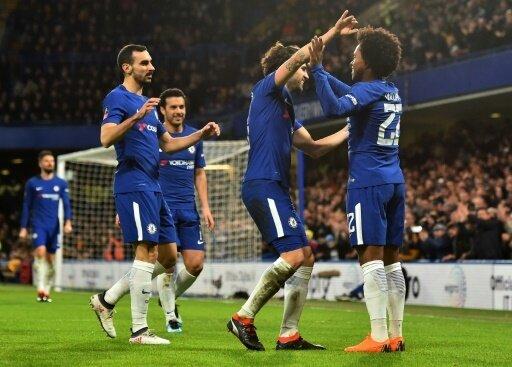 FA Cup: Chelsea feiert einen souveränen 4:0-Erfolg