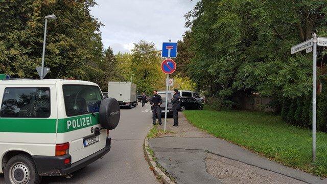 Am Nachmittag gab es einen weiteren Einsatz im Chemnitzer Yorckgebiet.