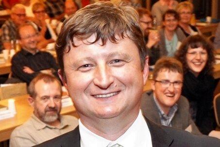Harald Pepel neuer Superintendent