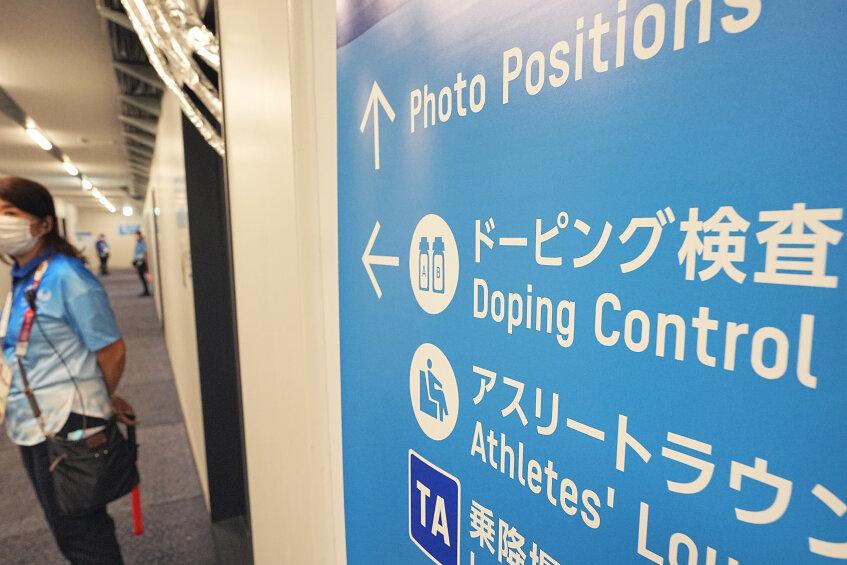 Dresdner Dopingjägerin in Tokio arbeitet im Schichtsystem
