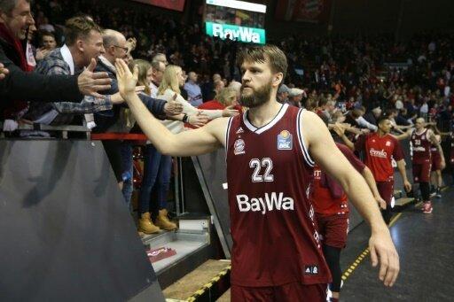 Bayern dominiert weiterhin in der Basketball-Bundesliga
