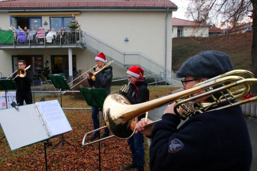 Musik für Senioren zum vierten Advent