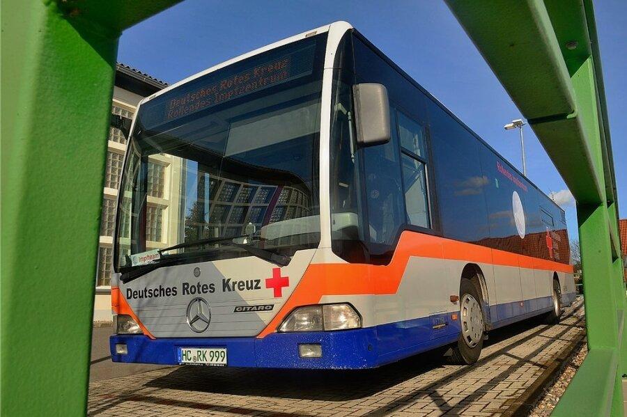 Mehrere Impfbusse sollen in Kürze im Vogtland eingesetzt werden, um Impfungen auch in entlegenen Orten zu ermöglichen.