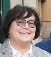 Doritta Corte - Chefin des Demokratievereins Colorido