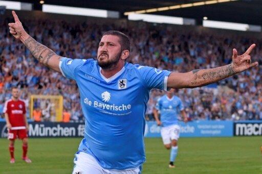 Mölders trifft für 1860 in der Relegation doppelt