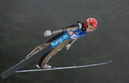 Juliane Seyfarth springt zu ihrem ersten Karrieresieg