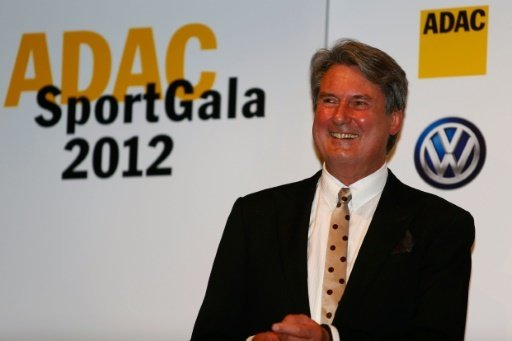ADAC-Sportpräsident Hermann Tomczyk