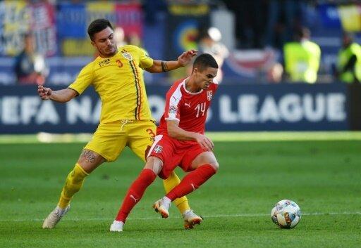 Das Spiel zwischen Rumänien und Serbien endete torlos