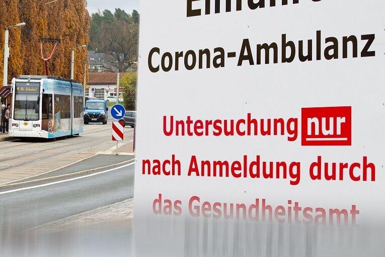 Corona-Lage im Vogtland: Inzidenz sinkt auf unter 200