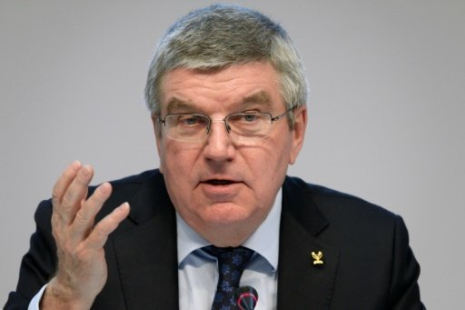 Unterwegs in Nordkorea: Thomas Bach