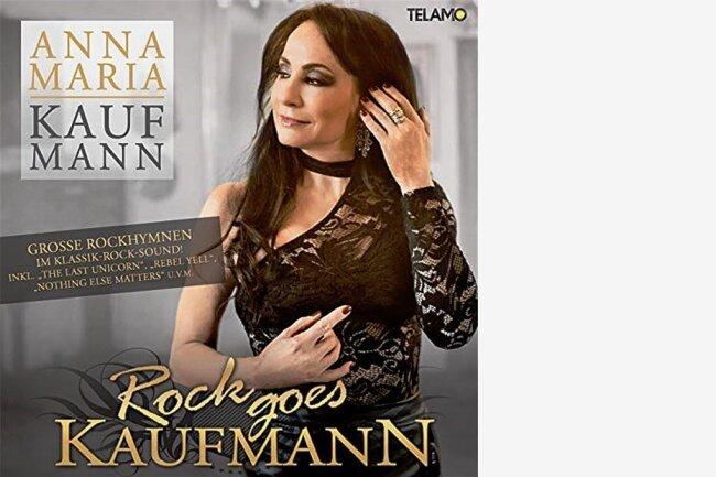 """Anna Maria Kaufmann: """"Rock goes Kaufmann"""""""