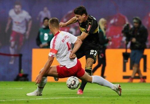 RB Leipzig besiegt Stuttgart mit 2:0