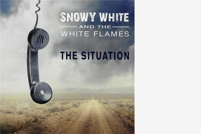 """Snowy White: """"The Situation"""""""