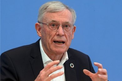 Horst Köhler - Schirmherr desBürgerrats Klima