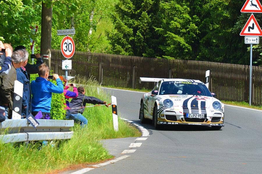 Zoff wegen Sachsen-Rallye: Freizeitpark fährt Ellenbogen aus