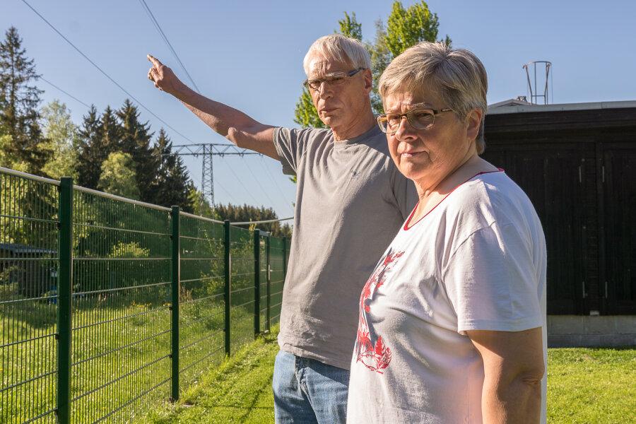 Zwei Westfalen schwimmen in Sachsen gegen den Strom