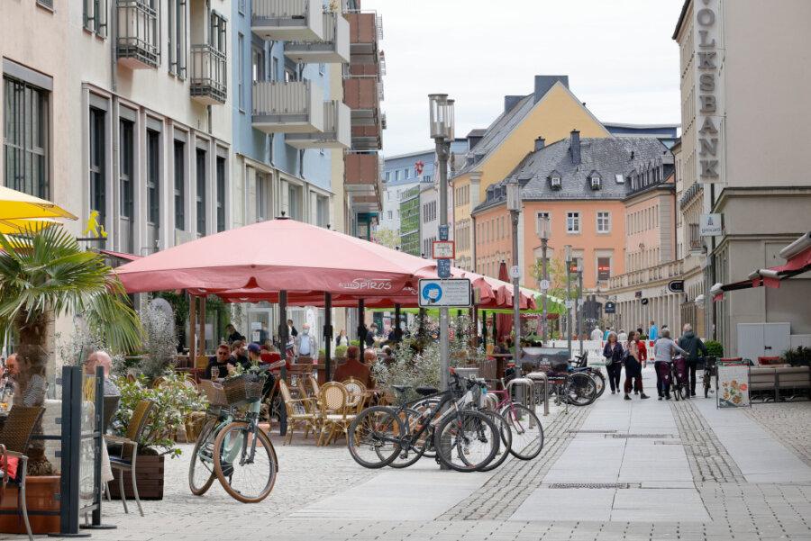 Corona-Lage in Chemnitz: Weitere Lockerungen treten in Kraft
